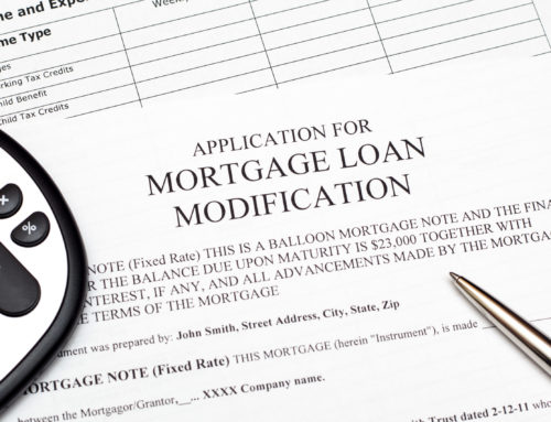 Does Loan Modification Stop Foreclosure?